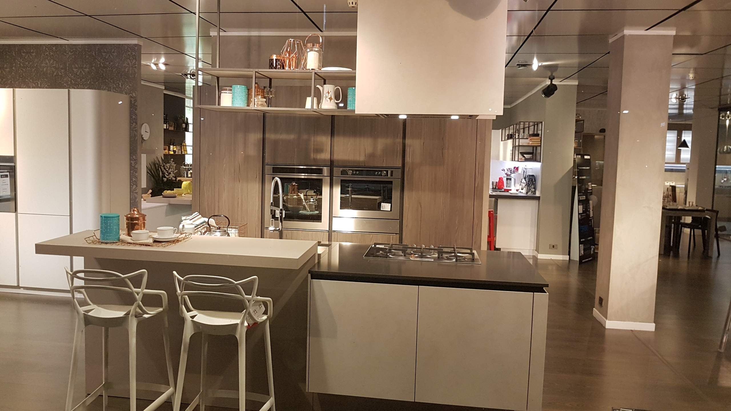 Outlet cecchini arreda for Cucina way snaidero