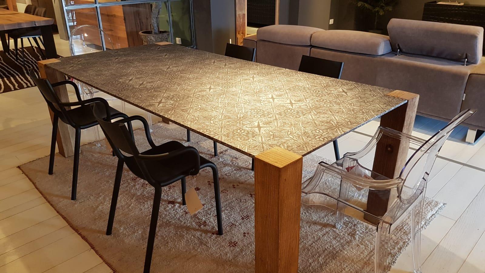 Tavolo nature design modello lisbona cecchini arreda - Cecchini mobili ...