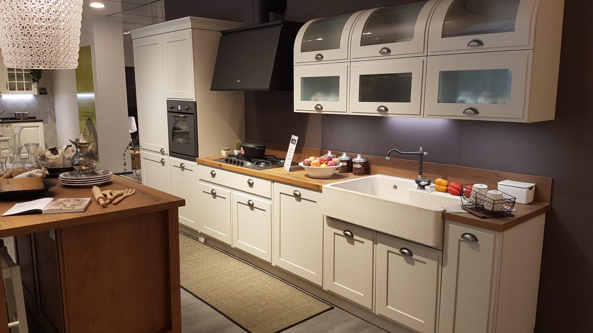 Cucina Scavolini modello Favilla